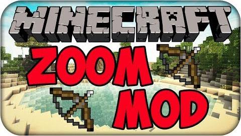 stepless zoom minecraft mod