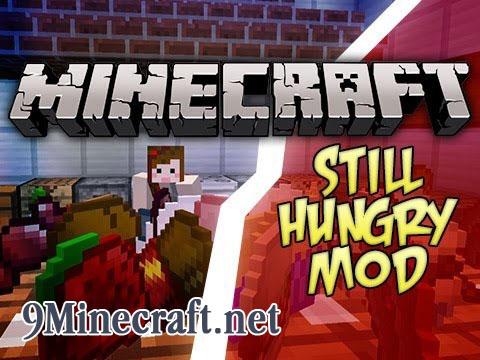 still hungry minecraft mod