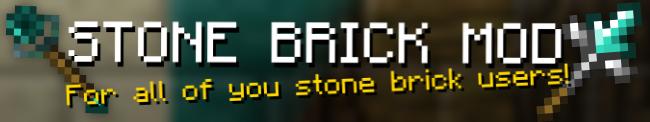 stone bricks minecraft mod