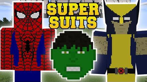 superhuman minecraft mod