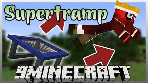 supertramp minecraft mod