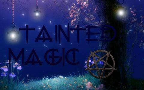 tainted magic minecraft mod