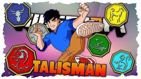 talismans 2 minecraft mod