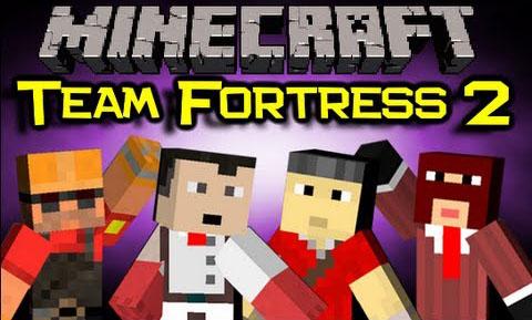 team fortress 2 minecraft mod