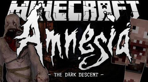 the amnesia minecraft mod