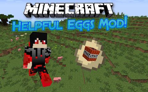 the helpful egg minecraft mod