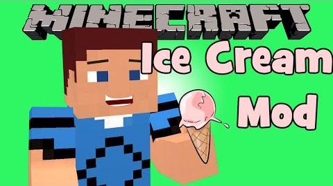 the ice cream minecraft mod