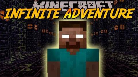 the infinite adventure minecraft mod