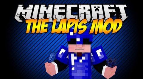 the lapis minecraft mod