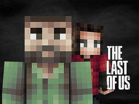 the last of us minecraft mod