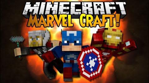 the marvel craft universe minecraft mod