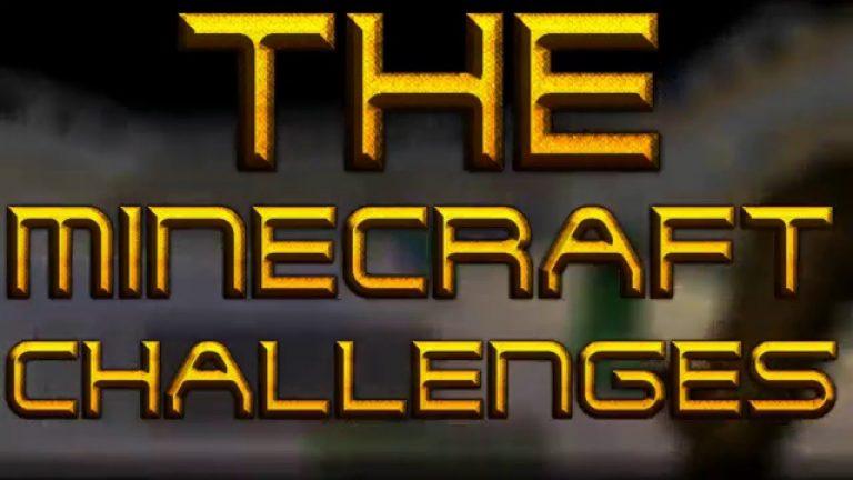 the minecraft challenges minecraft mod