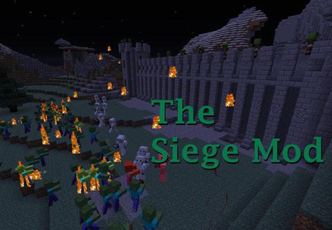 the siege minecraft mod