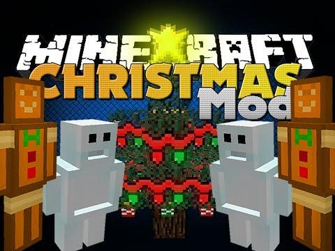 the spirit of christmas minecraft mod
