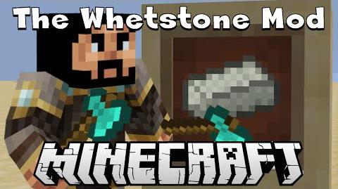 the whetstone minecraft mod