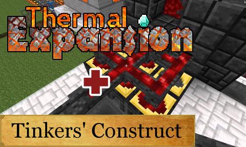 thermal casting minecraft mod