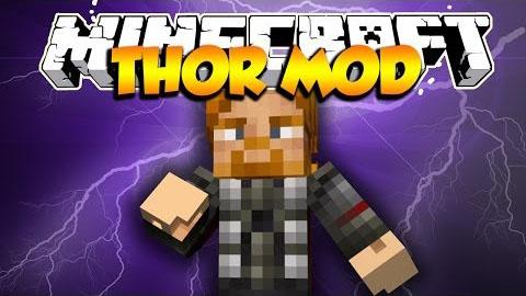 thor minecraft mod