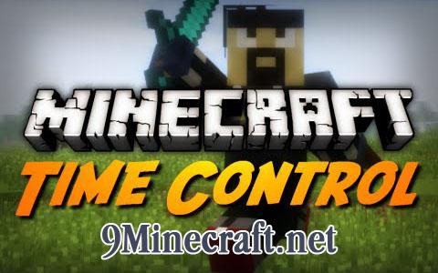 time control remote minecraft mod