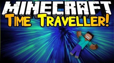 time traveler minecraft mod