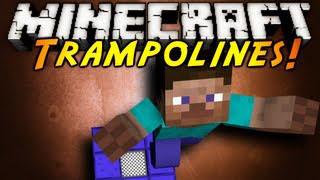 trampoline minecraft mod