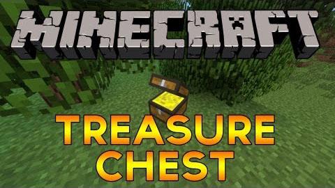 treasure chest minecraft mod