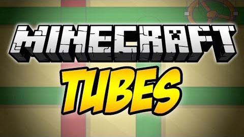tubes minecraft mod