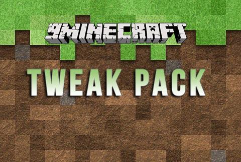 tweak pack minecraft mod