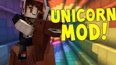 unicorn minecraft mod