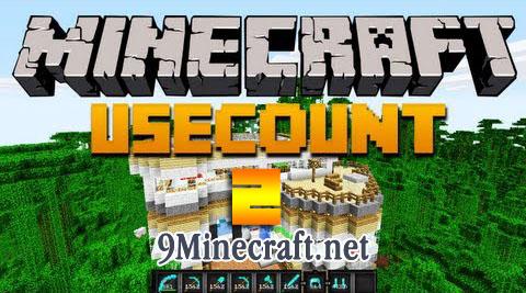usecount 2 minecraft mod