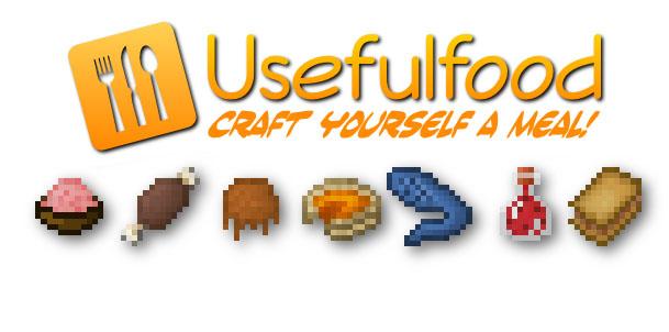 usefulfood minecraft mod