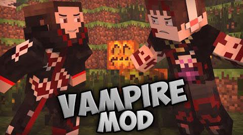 vampz minecraft mod