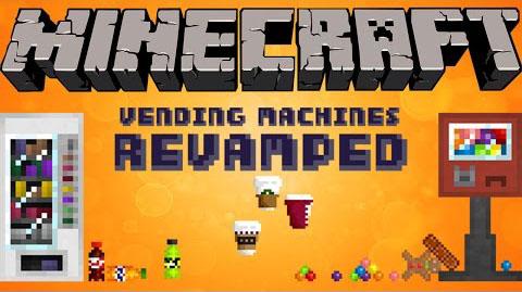 vending machines revamped minecraft mod