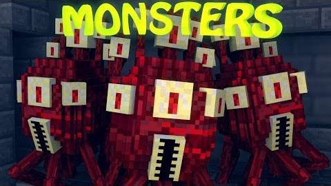 void monster minecraft mod
