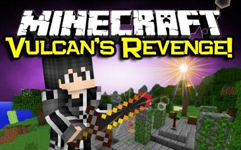 vulcans revenge minecraft mod