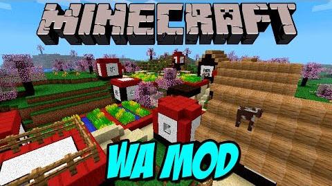 wa minecraft mod