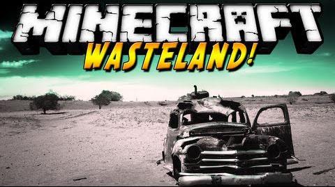 wasteland the lost minecraft mod