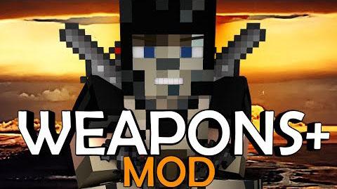 weapons plus minecraft mod
