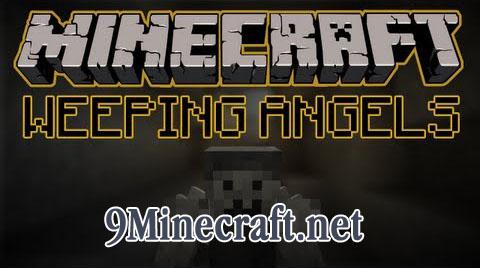 weeping angels minecraft mod