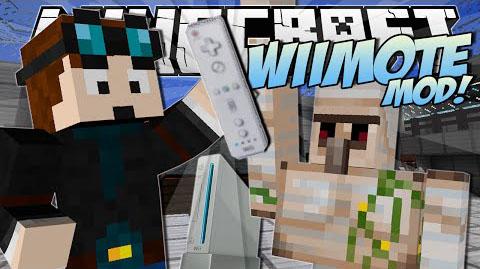 wiimote minecraft mod