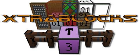 xtrablocks minecraft mod