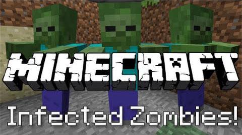 zombie infection minecraft mod