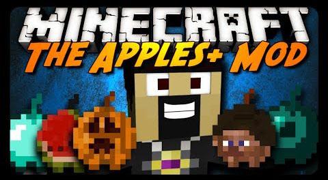 apples minecraft mod
