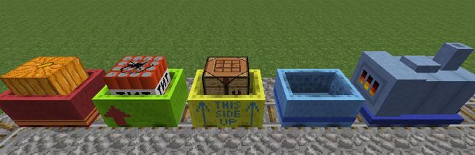 cart livery minecraft mod