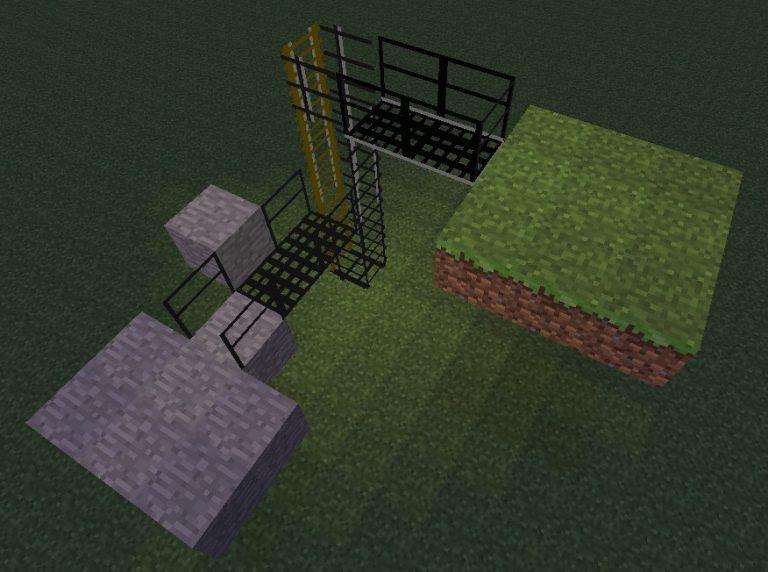 catwalks minecraft mod