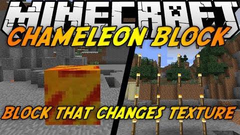 chameleon blocks minecraft mod