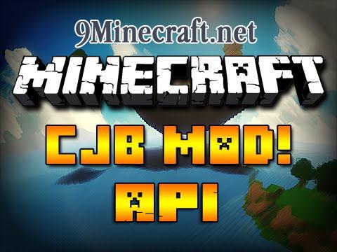 cjb api minecraft mod