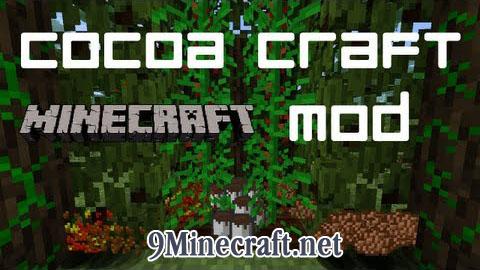 cocoacraft minecraft mod