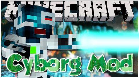cybernetica minecraft mod