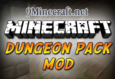 dungeon pack minecraft mod
