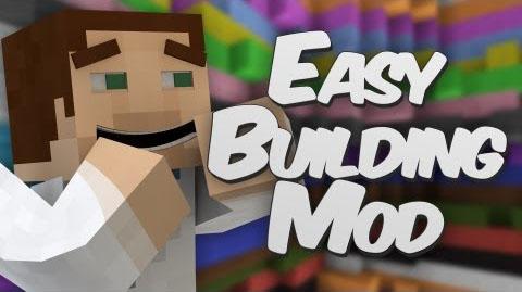 easy building minecraft mod
